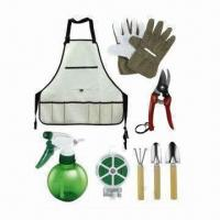 Wholesale Garden Tool Set with Apron from china suppliers