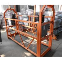 Wholesale Hot sale Haoke Suspended Steel pained access platform ZLP630, ZLP800, ZLP1000 from china suppliers