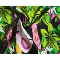 Wholesale Lean Textile Printed satin fabric from china suppliers