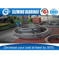 Wholesale Larger Radial  Force Rotary Table Bearing , High Speed Bearings For Wind Turbines from china suppliers