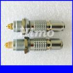 compatible Lemo 2 Pin Male Block Terminal Connector