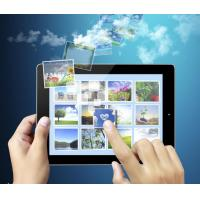 Buy cheap 10.4 inch 3.3V Projective Capacitive Touch Screen Panel with I2C / USB Interface from Wholesalers