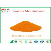 Wholesale ISO Fiber Reactive  Dye Reactive Golden Yellow Pe C.I. Yellow 145 from china suppliers