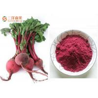 China Characteristic Taste Beet Root Powder Effective In Lowering High Blood Pressure on sale