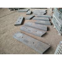 Wholesale High Cr Wear-Resistant Castings Iron Chute Lining For Grinding Mill from china suppliers