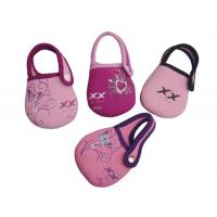 Wholesale Lady's handbag shaped Neoprene camera case, fashion design neoprene mobile phone pouches, from china suppliers