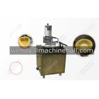 Wholesale Portuguese Egg Tartle making machine|Egg Tartlet Pie Shell making machine from china suppliers