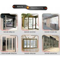 Wholesale Adjustable Hold - Open Time Automatic Sliding Door With 75 W Power Supply from china suppliers