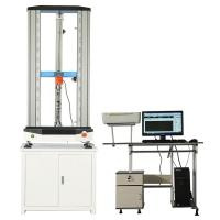 Wholesale Plate Rubber Plastic Mechanical Tensile Testing Machine 3 Point Bending Test from china suppliers