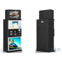 Wholesale Locker On-Line Banking ATM Kiosk , Card Reader Financial Internet Kiosk from china suppliers