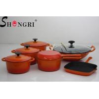 Wholesale One Set of Cast Iron Cookware from china suppliers