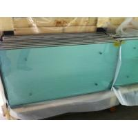 Wholesale Tempered Safety toughened glass panels 15mm for furniture with holes , glass table from china suppliers