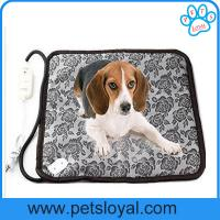 China 220V heated cat beds Heated Pad For Pets China Factory Sale Dog Heated Pad on sale