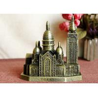Wholesale Bronze Plated Keepsake DIY Craft Gifts Russia Cathedral Of Christ Architecture Model from china suppliers