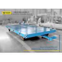 Wholesale 15T Transport Steerable Heavy Duty Plant Trailer with Draw Bar from china suppliers