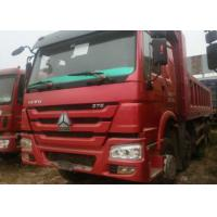 Wholesale High Strength Steel Material Heavy Dump Truck / Heavy Duty Single Axle Dump Truck from china suppliers