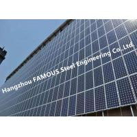 Wholesale PV Glass Curtain Wall BIPV Ventilated Facade Systems for Solar EPC Contractors from china suppliers