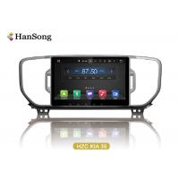 Wholesale KIA KX5 Vehicle Dvd Player Support Mirror Link 1024x600 Pixels Ublox6M from china suppliers