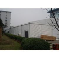 Wholesale 30 X 100m  Large Party Tents , 3000 Seaters Clear Span Tent Over 250 MPa Hardness from china suppliers