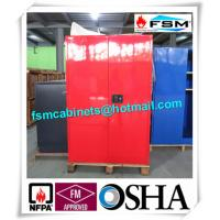 Wholesale Chemical Safety Paint Storage Cabinets Double Doors For Hazardous Material from china suppliers