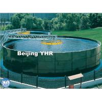 Wholesale Durable Glass Fused To Steel Water Tanks 0.25 - 0.45 Mm 5 Years Warranty from china suppliers