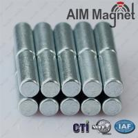 China Strong Ndfeb rod magnet for sale on sale
