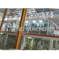 Wholesale Turnkey Project Free Design Rice Mill Plant Rice Milling Equipment Easy To Operate And Maintain from china suppliers