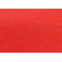 China Woven Twill Abrasion Resistant Fabric 100% Cotton For Garment / Industry on sale