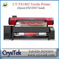 Wholesale CT-TX1802 textile printer, flag printer, sublimation printer, heat transfer printing machine in Guangzhou from china suppliers