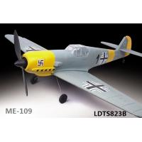 China World War II fighter ME-109,2.4G 4CH bushless motor RC airplane,Easy control RC airplan on sale