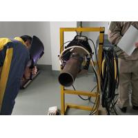 China Thermal Power Plan Steam Piping Line Automatic TIG Welding Machine System on sale