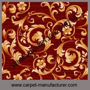Nylon machine made carpet