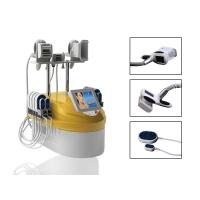 Quality RF Infrared Portable Cavi Cryo Diode Laser / Lipo Laser Machines For Salon for sale