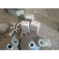 Wholesale High Manganese Steel Hammers for Clinker Crushers Hardness More Than 190HB from china suppliers