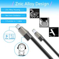 Wholesale IPhone 5 Charger Headphone Jack Adapter / Audio Fast Charging Usb Cable Adapter from china suppliers