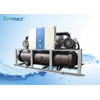 Wholesale High Efficient Water Cooled Water Chiller Water Cooled Portable Chiller 80.4 KW from china suppliers