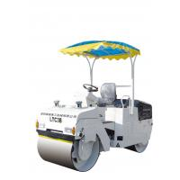 Wholesale 2t 3t 4t Mini Hand-Held Double Steel Drum Vibratory Roller from china suppliers
