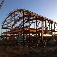 Wholesale Prefab Metal Structure Church Buildings with Nice Design and high quality from china suppliers