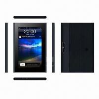 Wholesale 7-inch Digital TV Tablet PC, Android 4.0 OS, 512/4GB, GPS, Built-in 3G External from china suppliers