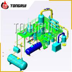 Wholesale Resource Reuse Vacuum Distillation Equipment Waste Gasoline Diesel Engine Oil Refining from china suppliers