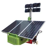 Solar LED Light Tower (VST9PCM-L72) Of Quzhouvaliant