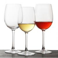 Buy cheap 580ML crystal stemware wine glasses wholesale from Wholesalers