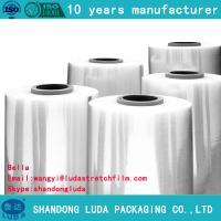 Wholesale ISO certificated best quality hand stretchwrap film jumbo roll made in china from china suppliers