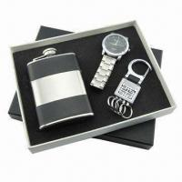 Wholesale Promotional Gift Set(Watch, USB available), Measures 17.8x16x2.5cm from china suppliers