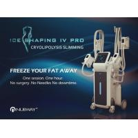 Wholesale 2018 New Arrivals! 4 Cryo Handles Together Fat Freezing Cryolipolysis Cool Body Sculpting Machine from china suppliers