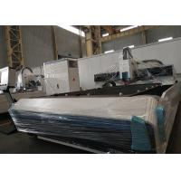 Wholesale IPG / Raycus CNC Fiber Laser Cutting Machine / Laser Sheet Metal Cutter from china suppliers
