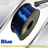 Wholesale High Strengh 3D Printer Polycarbonate Filament 1.75mm / 3.0mm from china suppliers