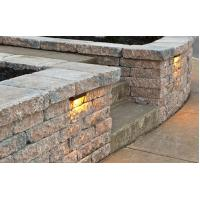 Retaining Wall Landscape Lights : led hardscape lights for retaining wall lights and LED Wall Light and Step Light for night ...