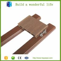 Wholesale HEYA composite removable panel fence wpc material suppliers China from china suppliers