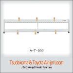 Tsudakoma Donier Rapier Harness Frames Electrophoresis Surface Compact Structure